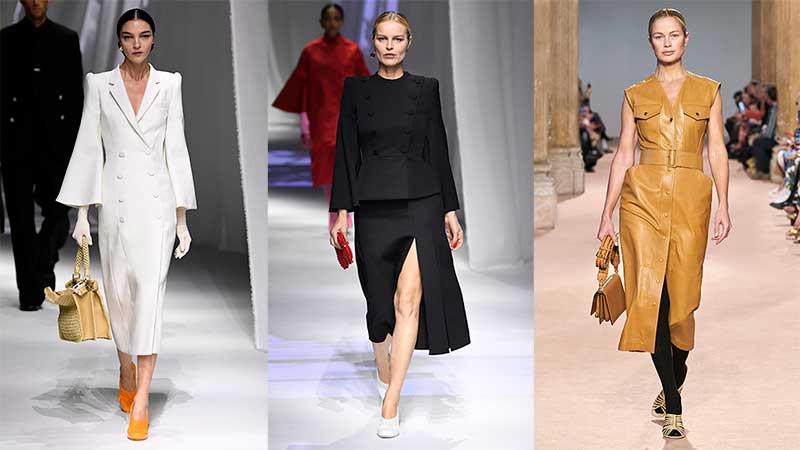 Trend alert: dertig-plus modellen op de catwalk voor 2021