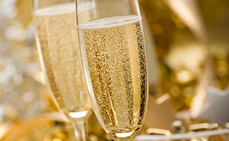 Champagneweetjes