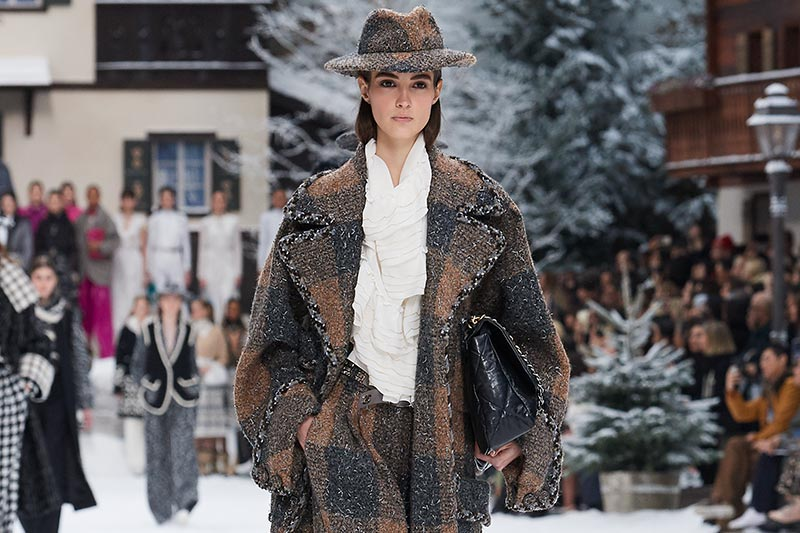 Chanel herfst winter 2019 2020