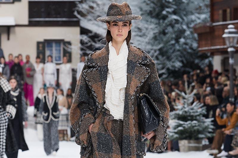 Chanel herfst winter 2019 2020