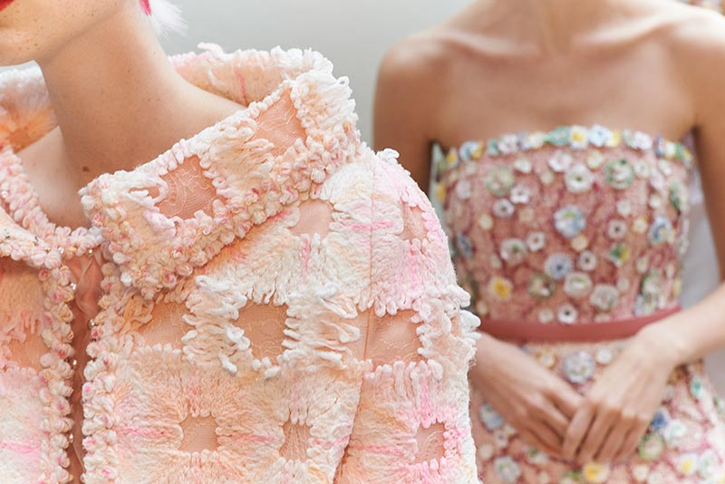 Chanel Haute Couture zomer 2019 Fashion Show