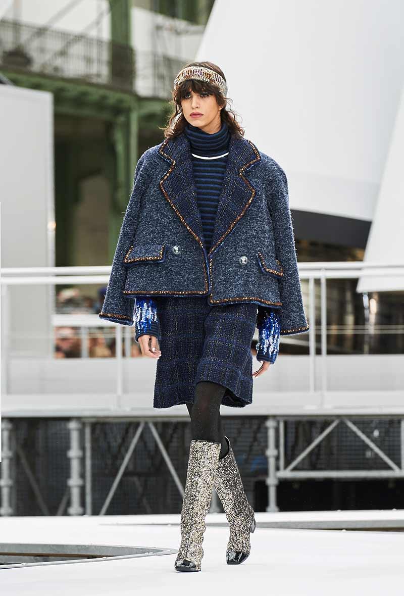 Chanel herfst winter 2017 2018