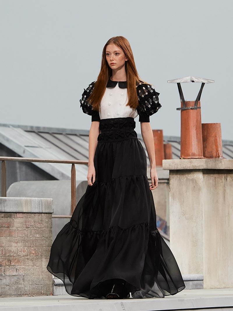 Chanel lente zomer 2020 collectie. Photo: courtesy of Chanel