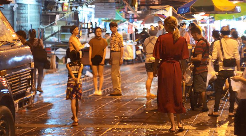 Chinatown, Bangkok. Street food en magie