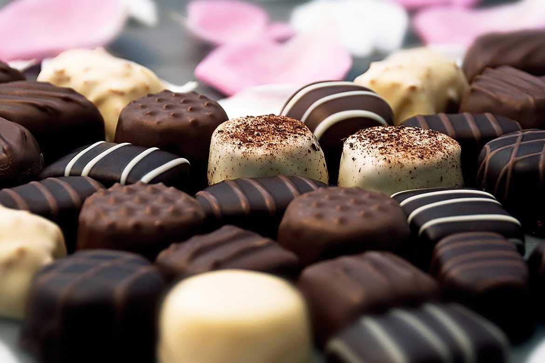 Chocolade meditatie