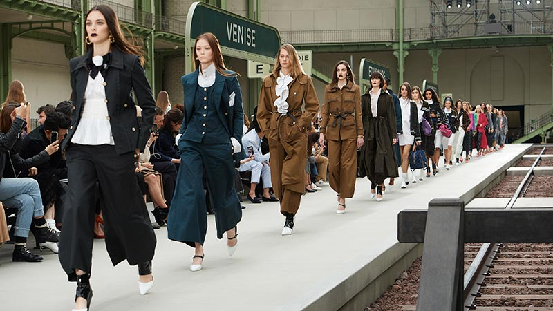 Cruise Collectie Chanel herfst winter 2019 2020