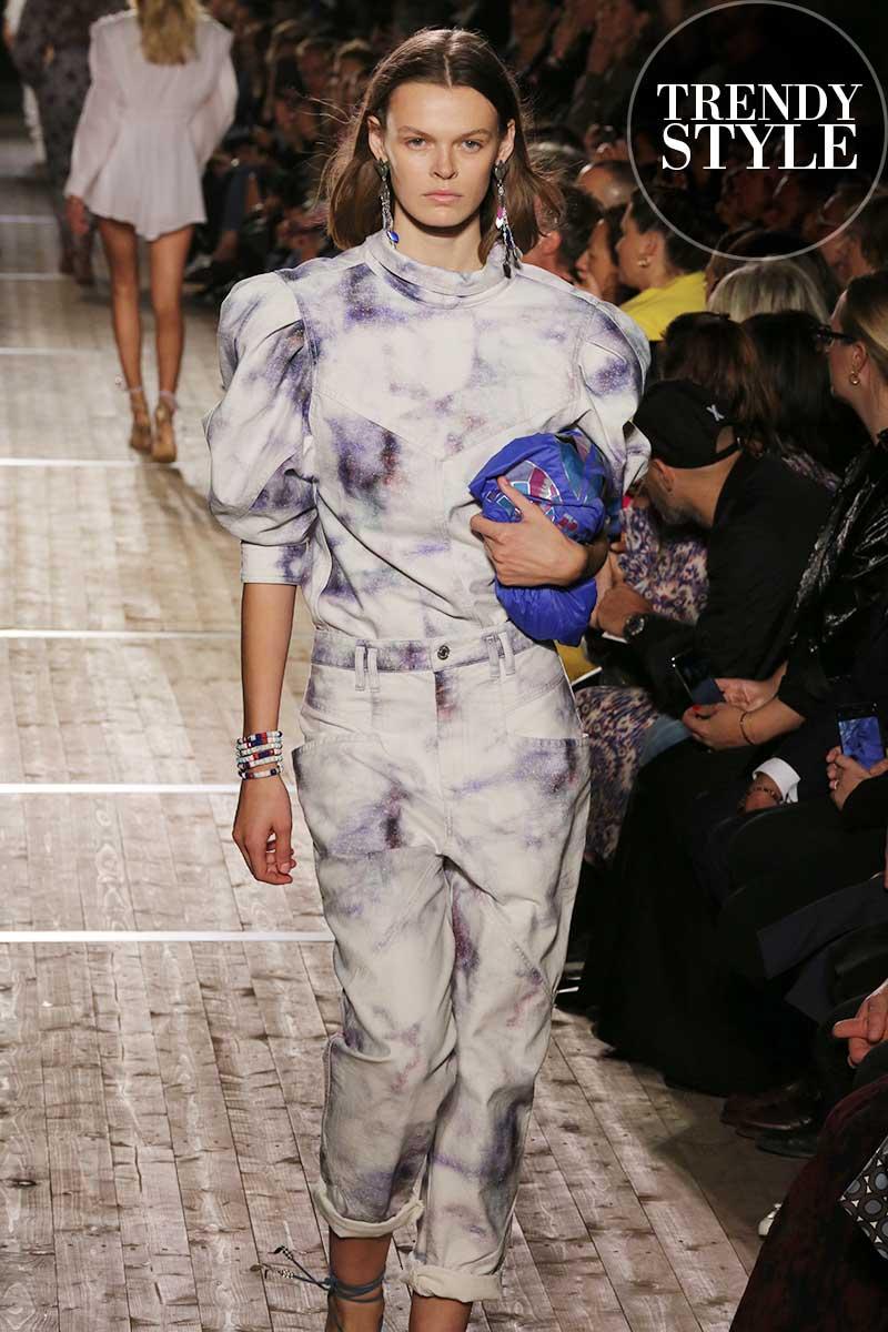 Modetrends lente zomer 2020. Tie-dye is zo cool