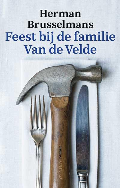 Feest bij de familie Van de Velde van Herman Brusselmans