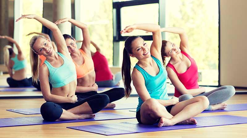 Afvallen en fitness