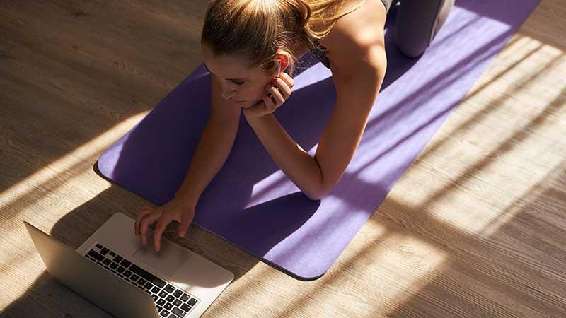 Fitness trends 2021. Van kettlebell tot low impact