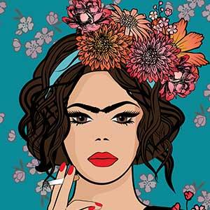 Wenkbrauwen. Moeten we dan allemaal die Frida Kahlo look adopteren?