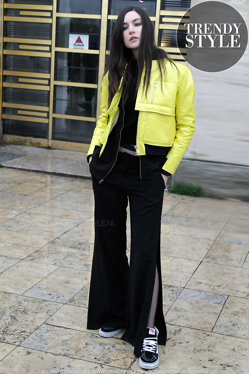 Geel modekleur zomer 2017