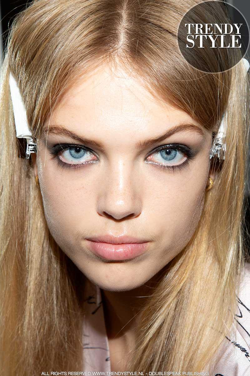 Make-up lente zomer 2020. Eyeliner en smokey eyes