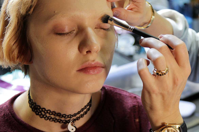 Make-uplook zomer 2017