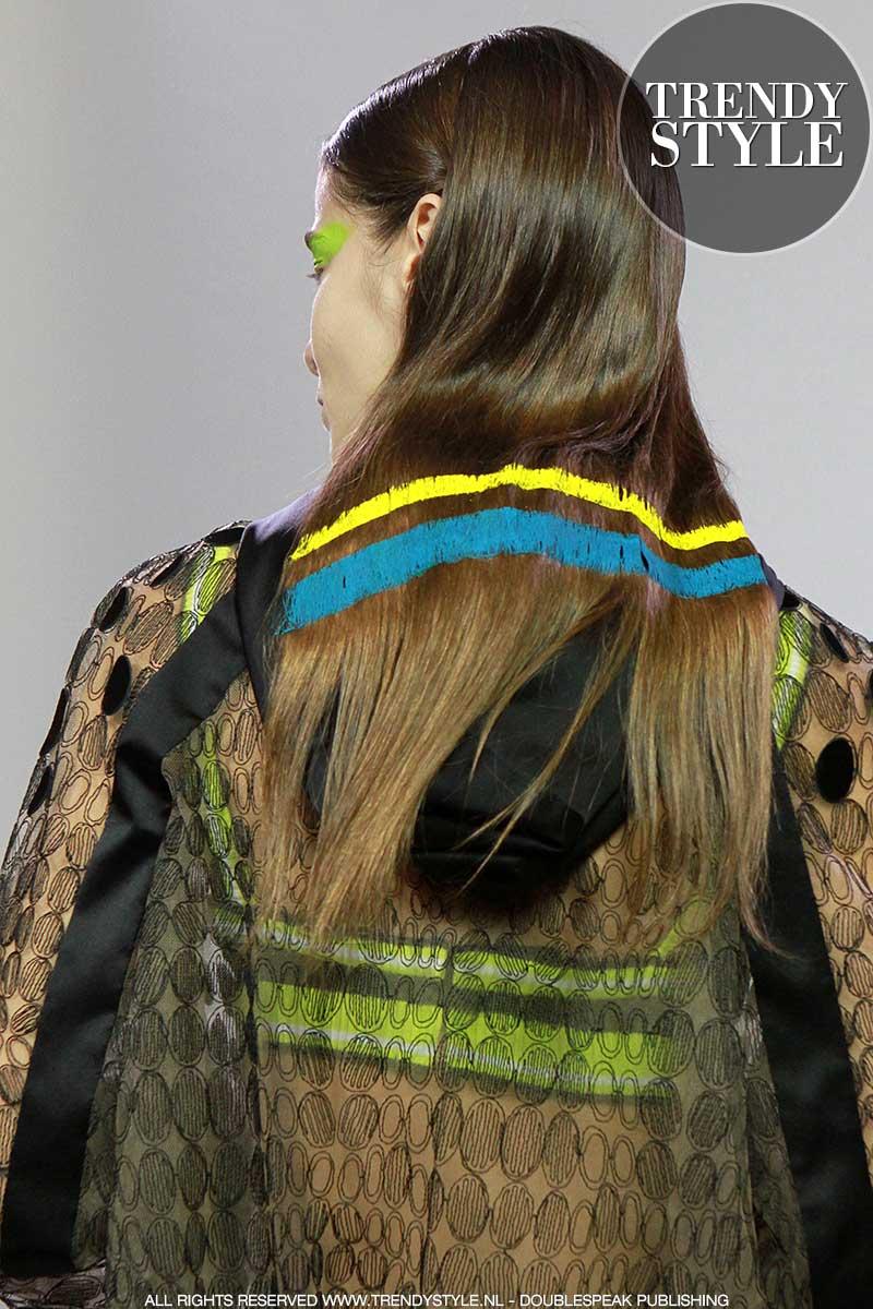Haarkleur trends 2018