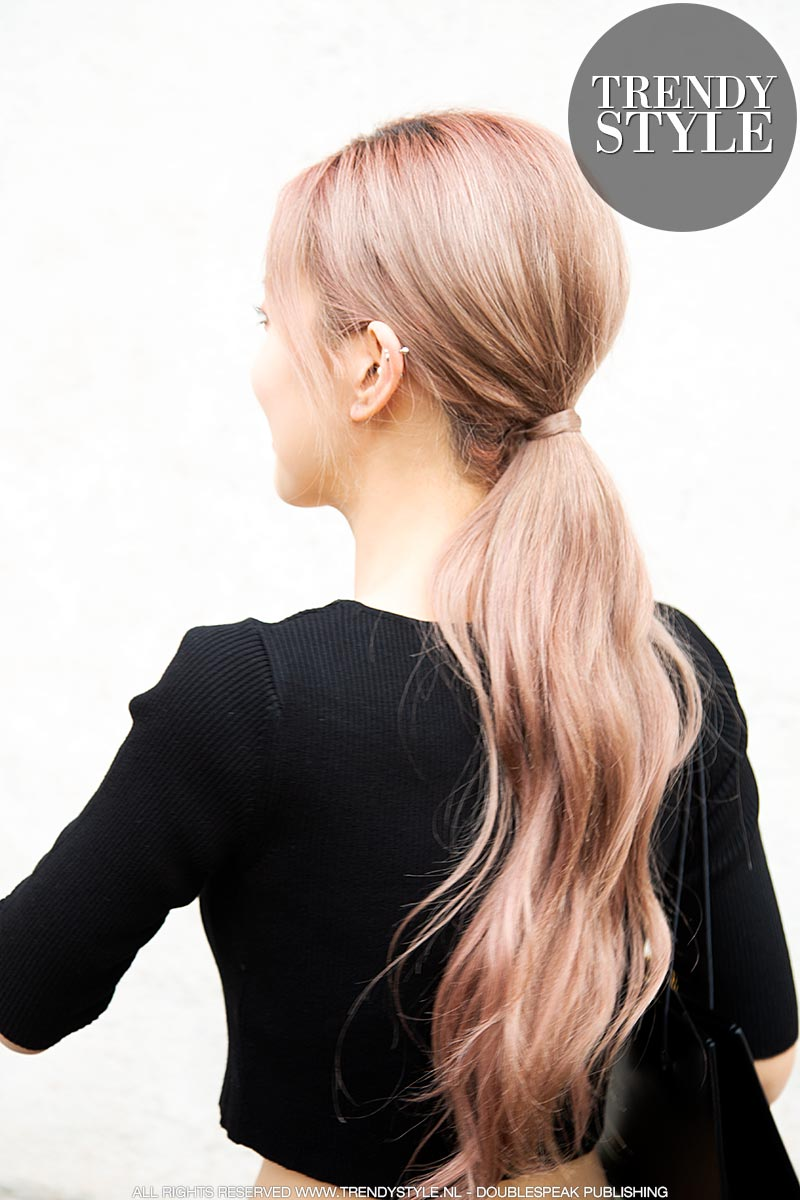 Haarkleur trends 2020