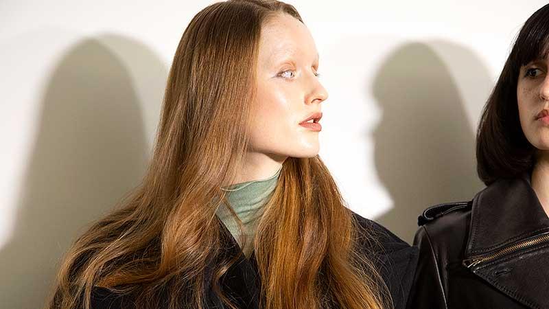 Haartrends 2021. DIY hair gloss