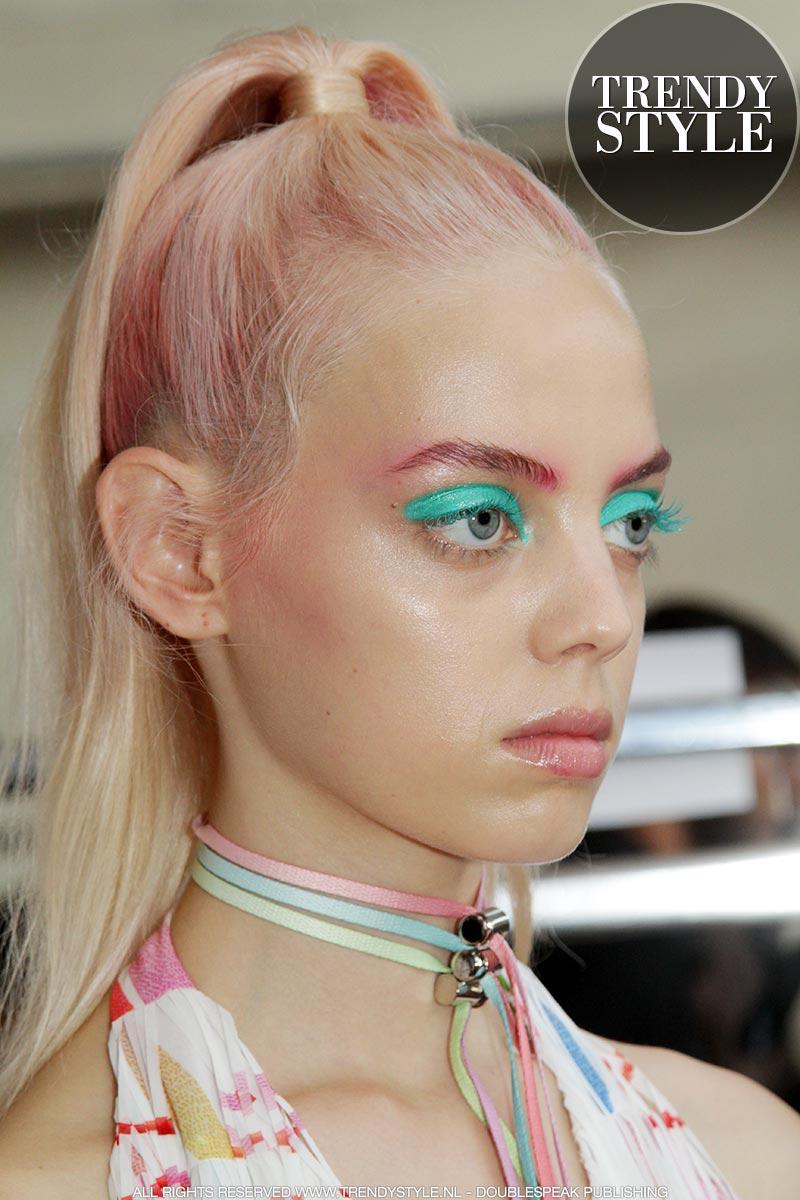 De nieuwe haarkleuren voor lente zomer 2019