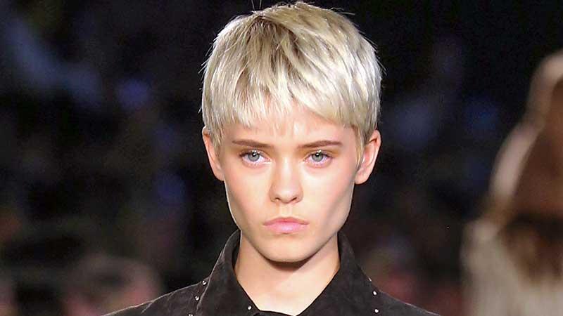 Haarkleurtrends lente zomer 2020. Hoogblonde haarkleuren
