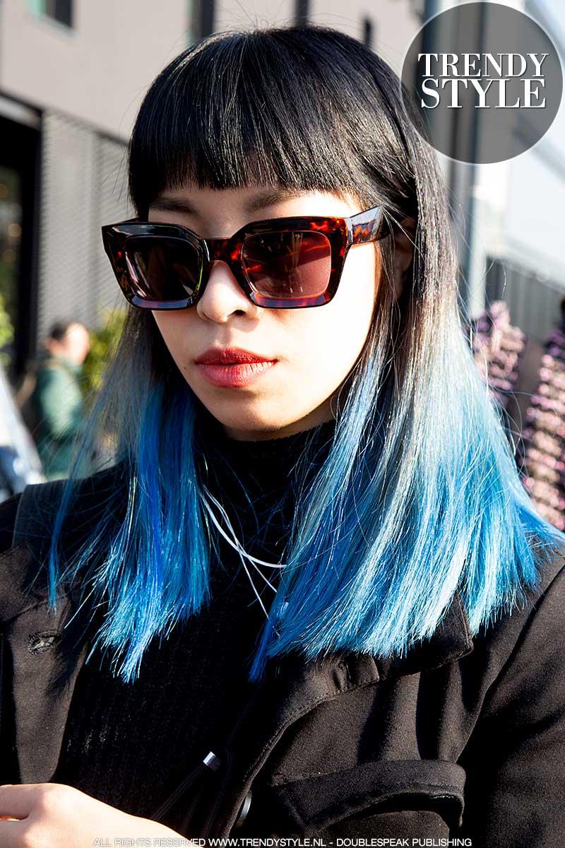 Haarkleurtrends zomer 2020. Pastel haarkleuren