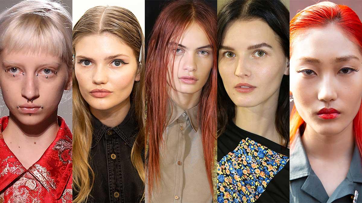 De vijf hotste haarkleurtrends voor lente zomer 2020