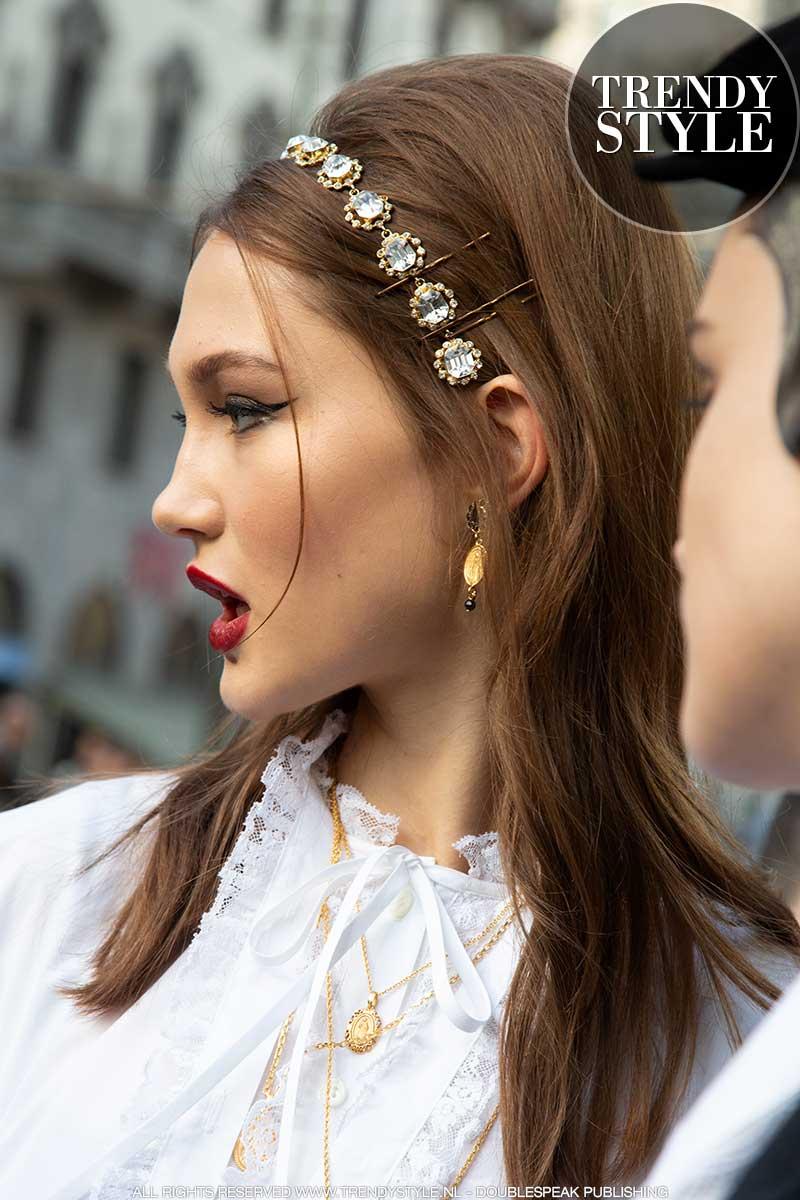 Kapsel trends 2020. Kapsels Dolce & Gabbana