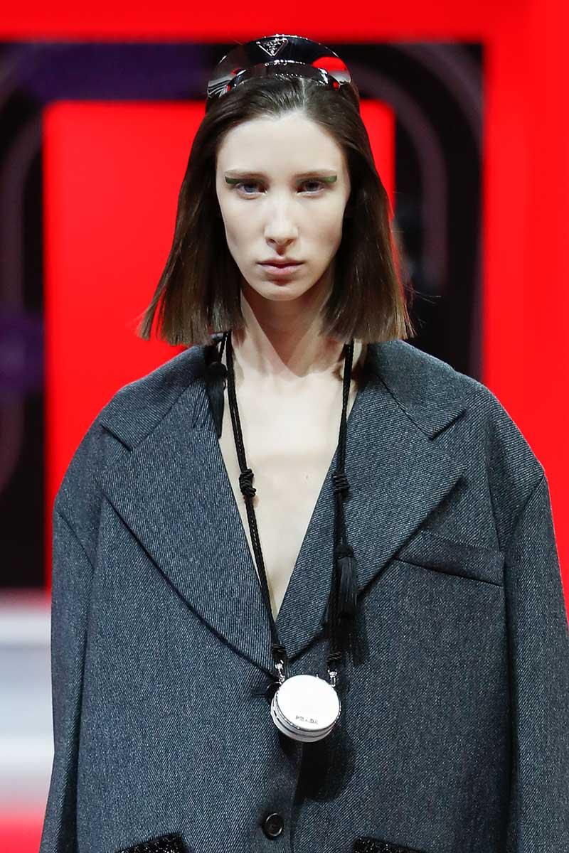 Haar accessoires herfst winter 2020 2021. Trendy haarbanden