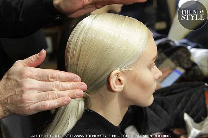 Haartrends en kapsels herfst winter 2017 2018