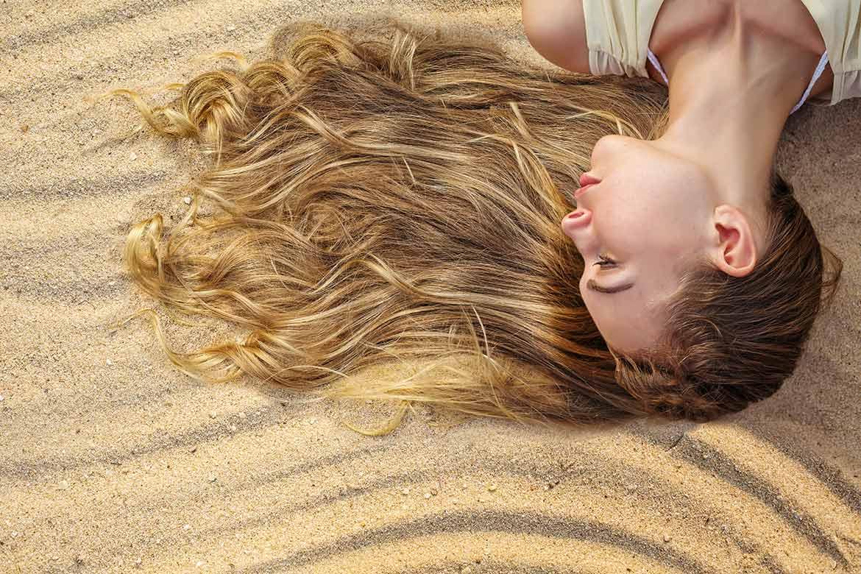 Haarverzorging zomer
