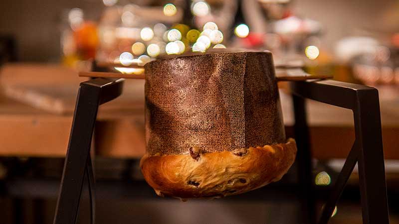 Zelf panettone, Italiaans Kerstbrood, maken