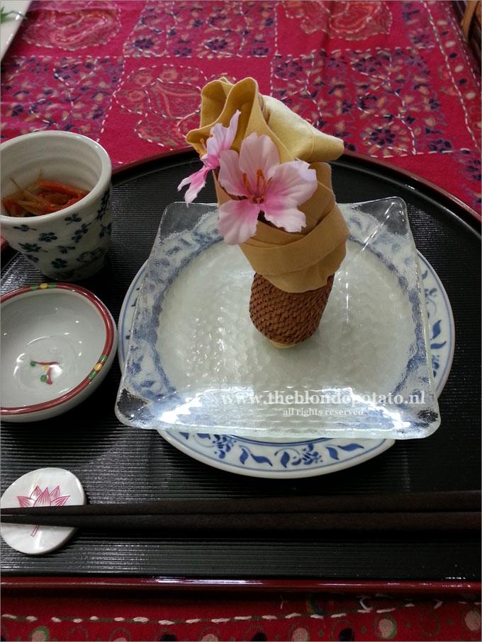Japanse les in... Japans eten
