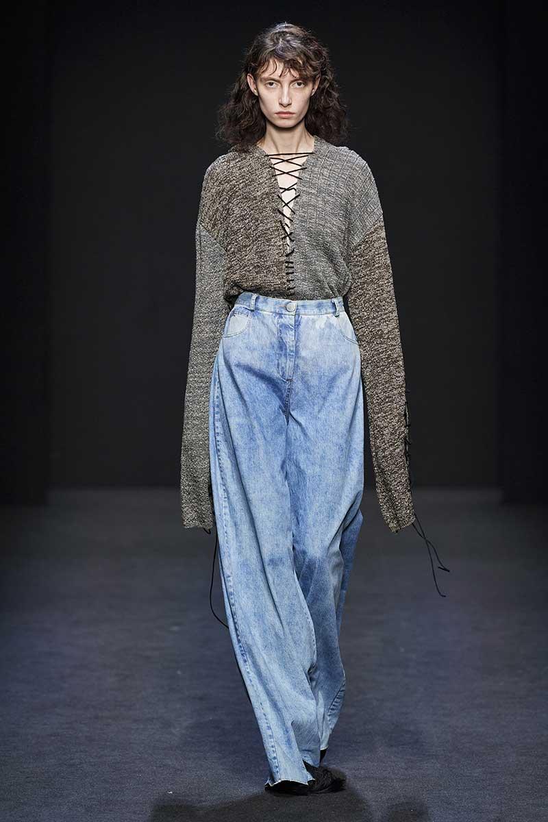 Jeans trends herfst winter 2020. Nieuwe spijkerbroeken