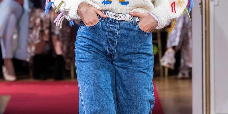 Jeans trends herfst winter 2018 2019, Paul & Joe