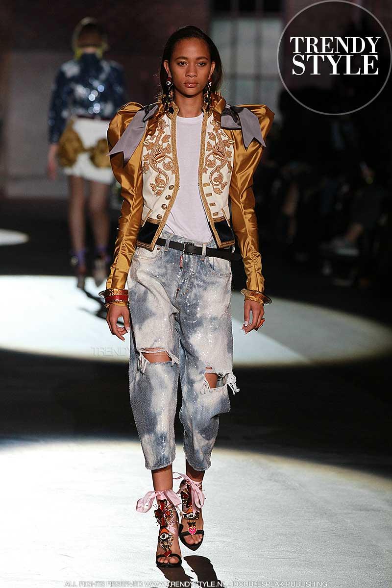 Spijkerbroeken trends