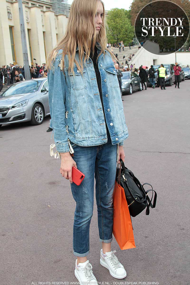 Jeans en denim trends 2018