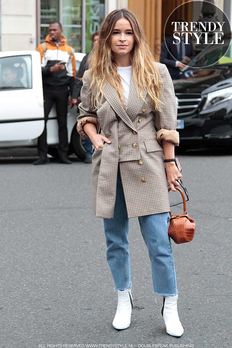 Jeans en denim trends 2018