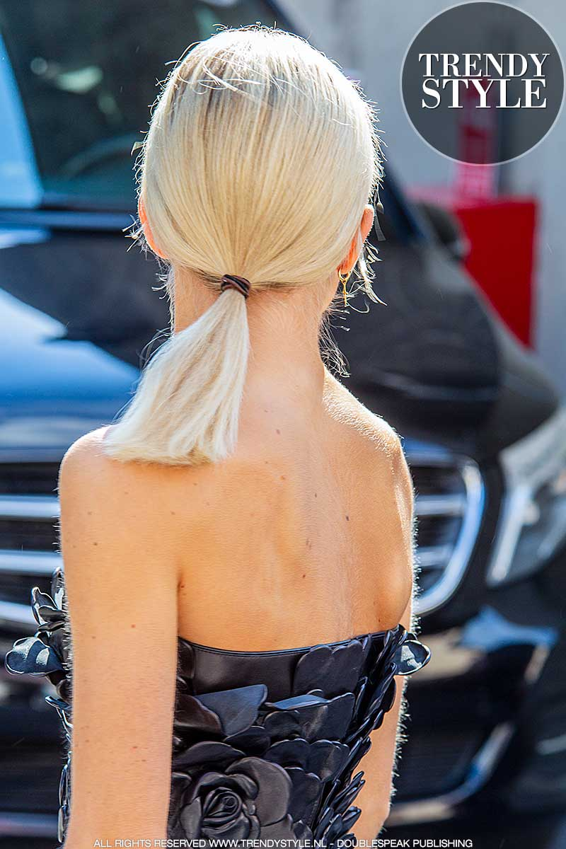 Kapseltrends winter 2020 2021. 3x Trendy hair looks