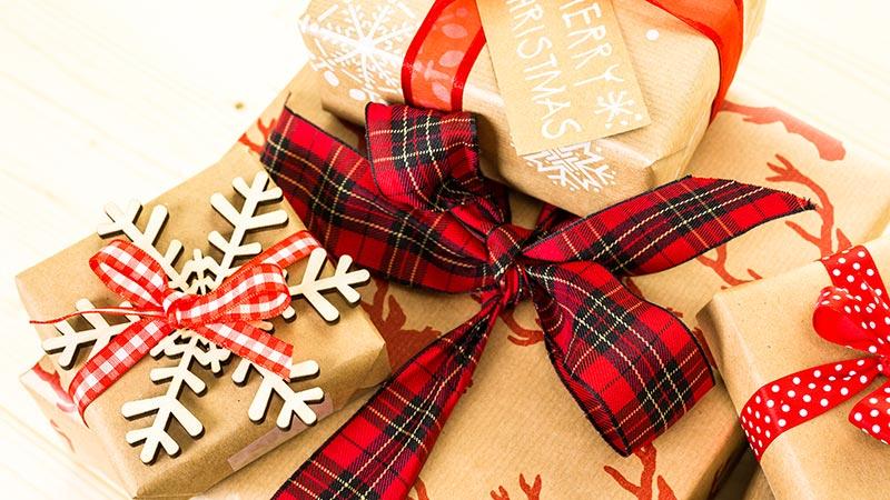 Sinterklaas- en Kerstcadeaus. Black Friday