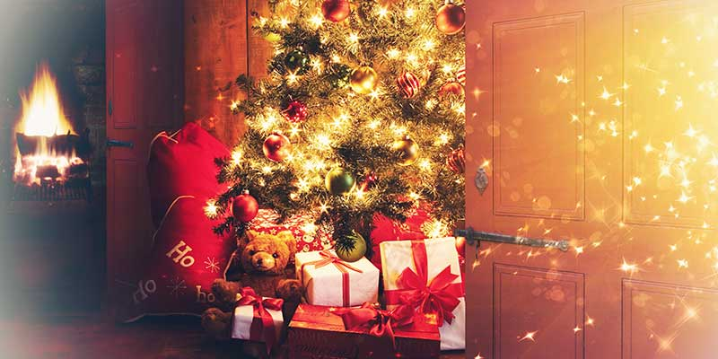 Op je kerstbest. Esthers column