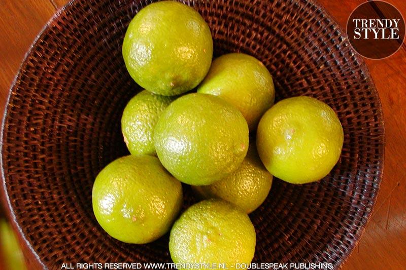 Kip met lime