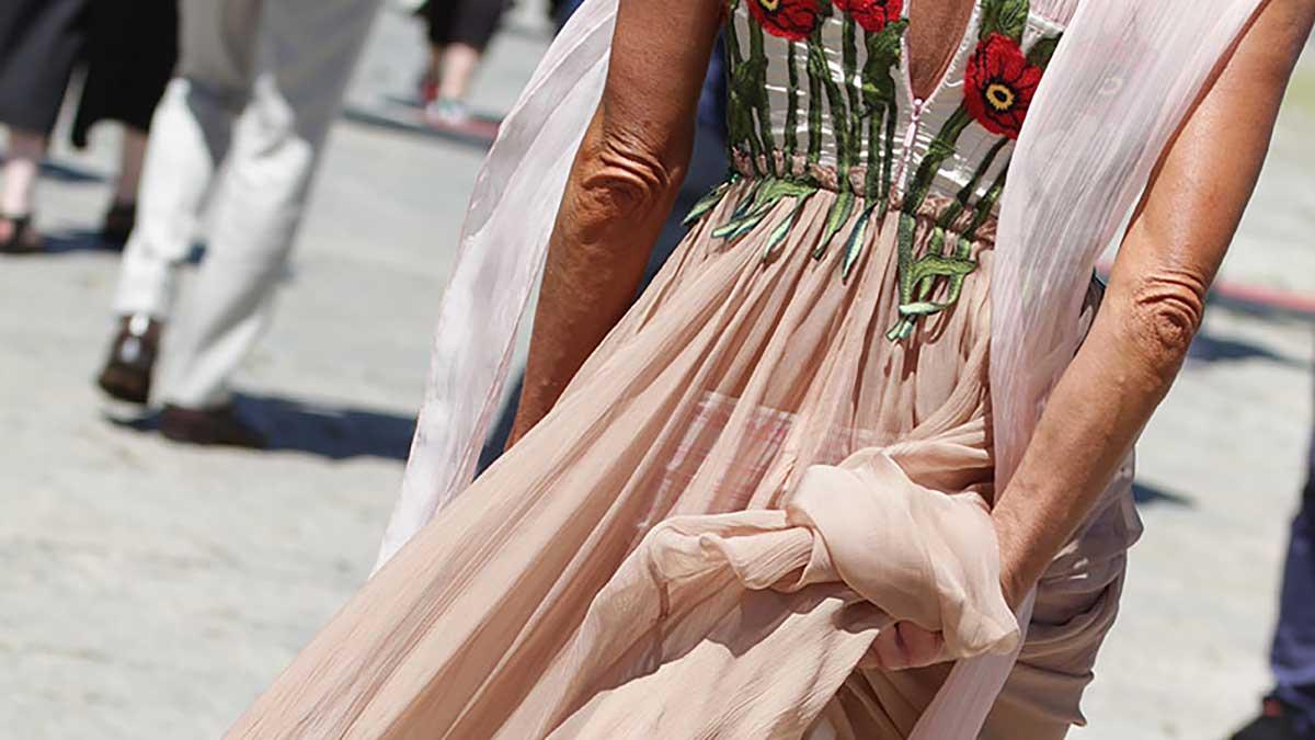 Kledingtips. Modetrends en leeftijd