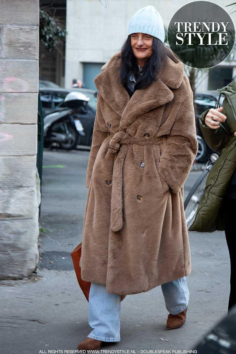 Modetrends 2020. Lange jassen