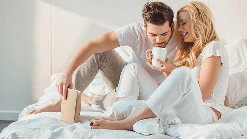 Thuiswerken en de liefde. Wat doet het met je relatie?
