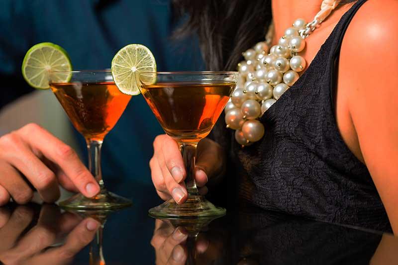 Verleid met een cocktail