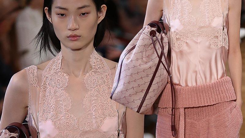 Modetrends zomer 2019. Lingerie trend