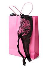Wat als hij je lingerie cadeau doet?