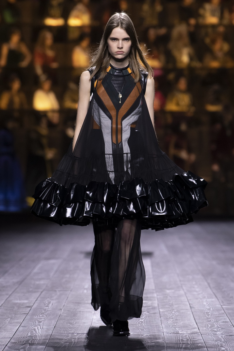 Louis Vuitton modecollectie herfst winter 2020 2021