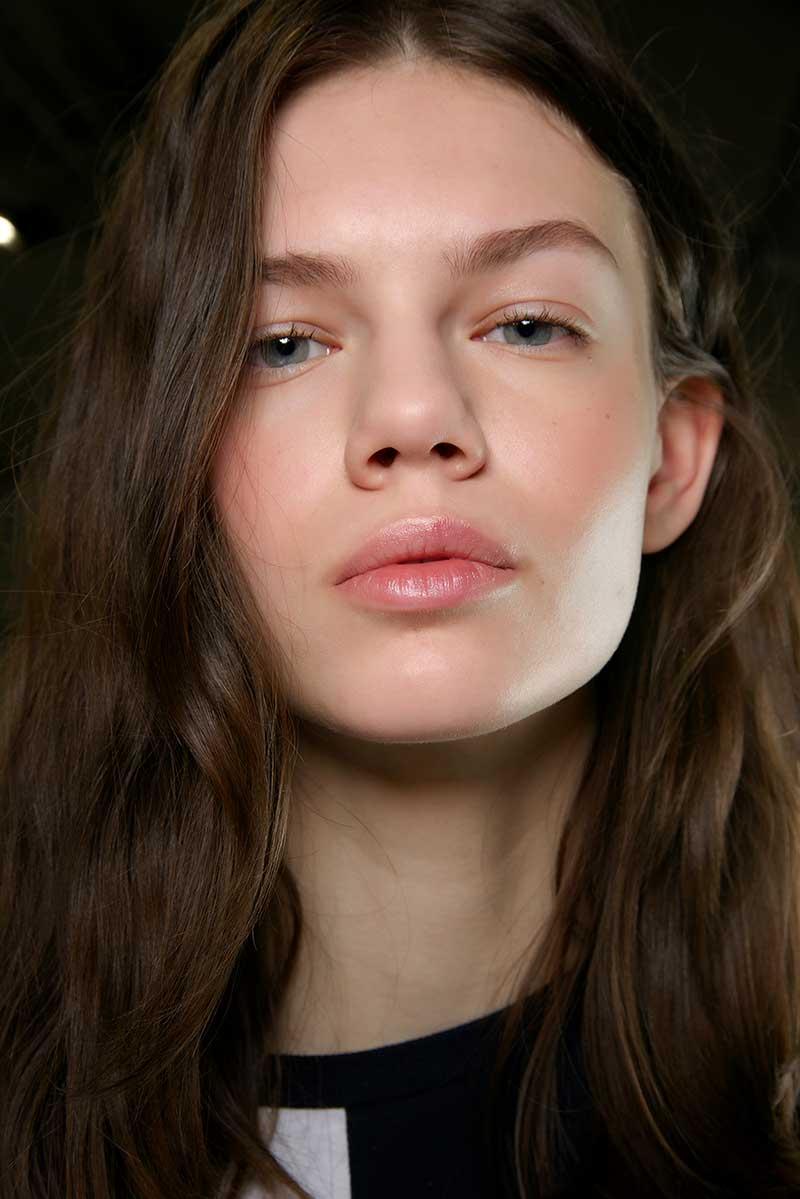 Natuurlijke make-up looks herfst winter 2018 2019