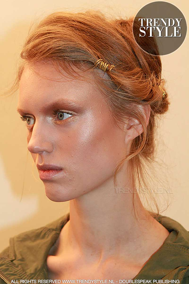 Make-up trends winter 2020 2021. Make-up bij kaarslicht