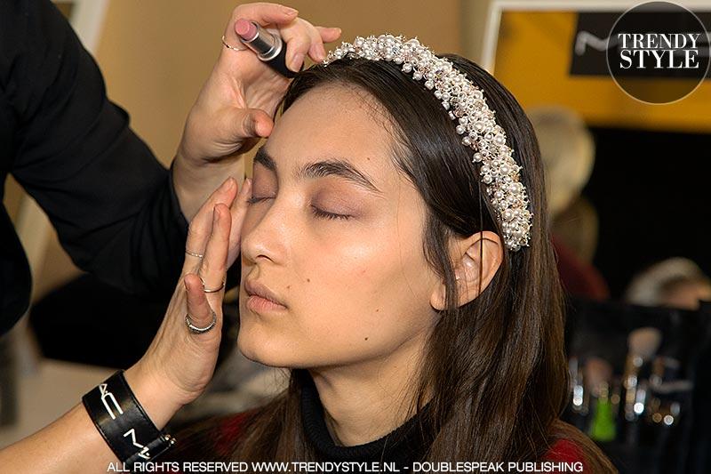 Make-up trends herfst winter 2019 2020